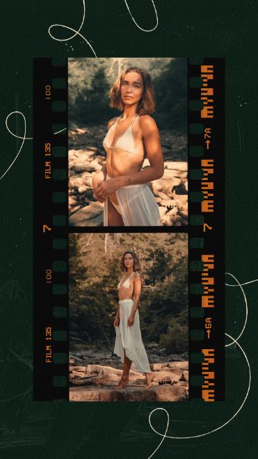 Film Frames Instagram Story Template