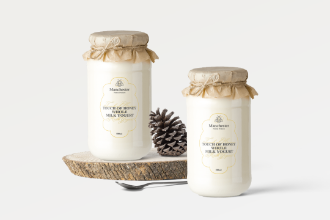 Product Branding Presentation on Jars