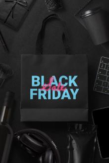 Black Friday Promotion Pinterest Post