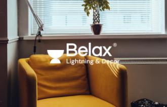 Belax - Branding Design Concept