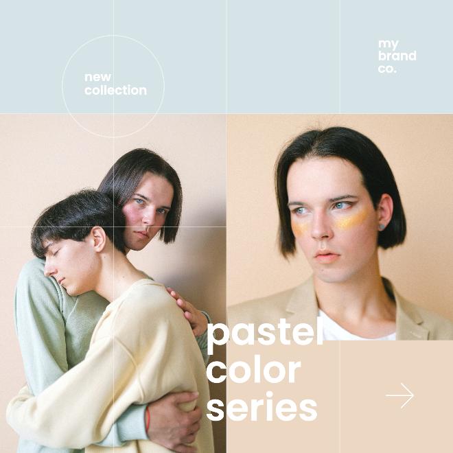 Instagram Post Design Template